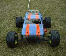 Know Fear RC10GT